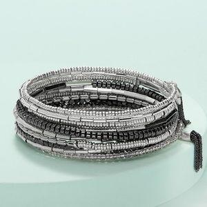 :: Stella & Dot Celine Wrap Bracelet ::